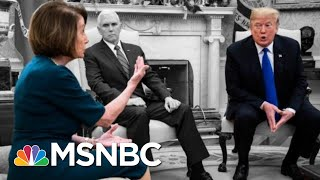 Trump Reignites Border Wall Fight With Pelosi As Another Shutdown Looms | The 11th Hour | MSNBC