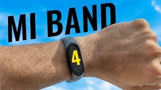 Xiaomi Mi Band 4 Unboxing & Setup (English)