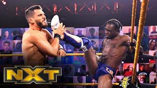 NXT 11/18: NXT North American Title Match – Johnny Gargano Vs. Leon Ruff