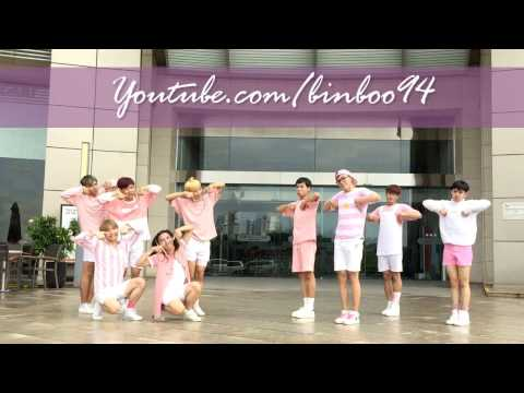 TT - TWICE (dance cover) by Heaven Dance Team from Vietnam