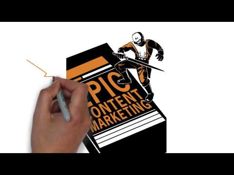 Video Book Trailer for Epic Content Marketing by Joe Pulizzi