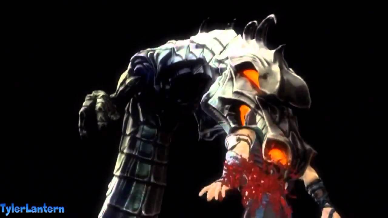 Mortal Kombat Dragon: Liu Kang Dragon Fatality