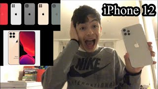 iPhone 12 UNBOXING (iPhone 12) (clone)
