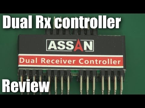 Assan Dual Receiver Controller Review - Smashpipe Science