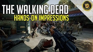 Overkill's The Walking Dead Hands-On Impressions (B-Roll Footage)
