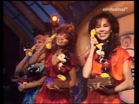 Arabesque -  Why No Reply 1983  German TV WWF Club - rare