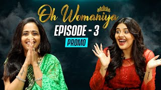 Oh Womaniya promo: Talk show turns ugly between Sreemukhi ..