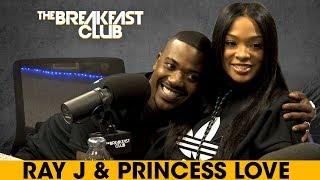 Ray J & Princess Love Prepare For Childbirth, Talk Petty Beefs, Raycon Electronics & More