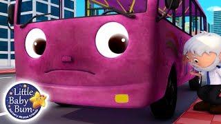 School Bus Car Wash Song  | + More Nursery Rhymes & Kids Songs | Songs for Kids | Little Baby Bum