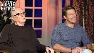 HALLOWEEN   Jason Blum & John Carpenter talk about their experience making the movie