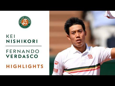 Fernando Verdasco vs Kei Nishikori