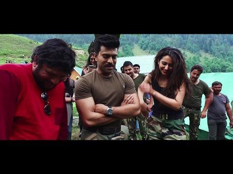 Dhruva-Movie-Choosa-choosa-Song-Making