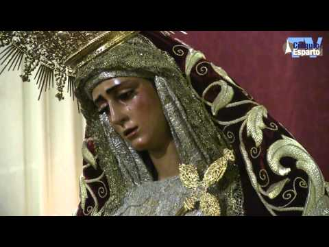 Besamanos de la Virgen de las Angustas de los Gitanos