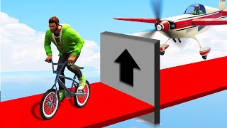 INCREDIBLE PLANES vs. BMX TROLL! (GTA 5 Funny Moments) - YouTube