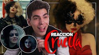 REACCION / OPINION: Trailer de CRUELLA | Caja de Películas