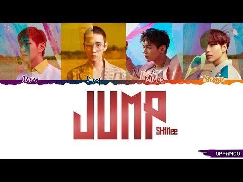 SHINee (샤이니) - 'JUMP' Lyrics (Color Coded Han-Rom-Eng)
