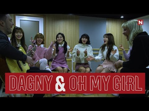 Oh My Girl meets Dagny - Secret Garden (오마이걸 - 비밀정원)
