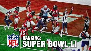 Where Does Super Bowl LI Rank All Time? | NFL Network | DDFP