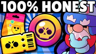 Was Brawl Pass OVERHYPED?!   100% Honest Update Review!