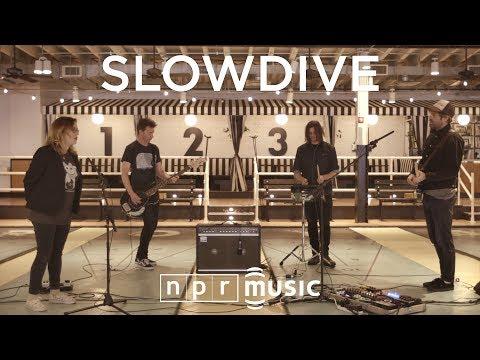Slowdive: NPR Music Field Recordings