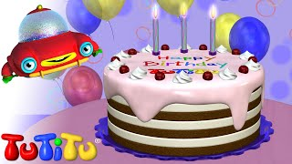 TuTiTu Geburtstagstorte