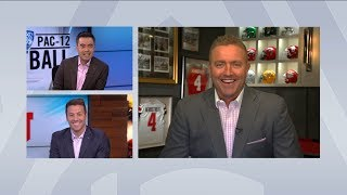 Kirk Herbstreit: 'Look at the scores of Utah, they can't be any more dominant'