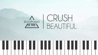 [Goblin OST] 크러쉬 (Crush) - Beautiful Piano Cover