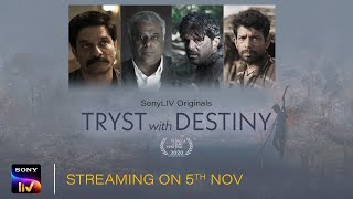 Tryst With Destiny SonyLIV Web Series Video HD