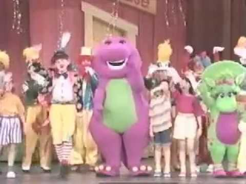 Barney Live Double Feature - YouTube