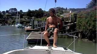 Ricardo Hambra - A Break at Heavenly Harbor