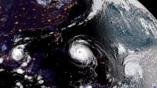 Are hurricanes distracting from true signs of the end times?