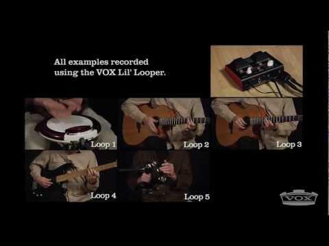 Vox VLL1 Lil' Looper