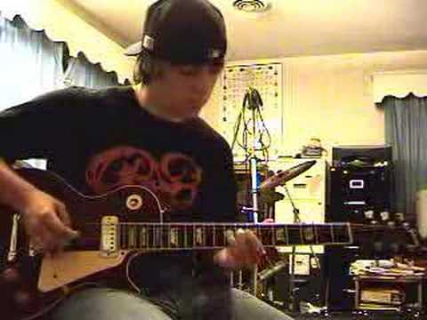 Trapt - Lost Realist (Guitar Cover)