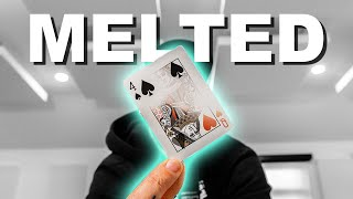 How to MELT The Queen!! - Card Trick