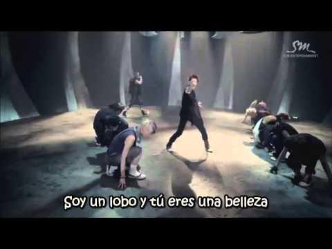 EXO - Wolf Sub Español MV