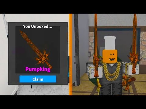 the massive new halloween godly roblox murder mystery 2