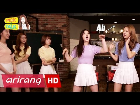 [Pops in Seoul] LABOUM(라붐)'s Pick & Talk