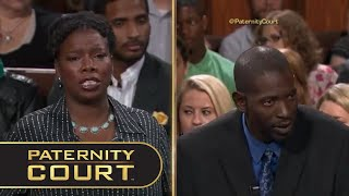 Once Homeless Man Could Be Father Of Child (Full Episode) | Paternity Court