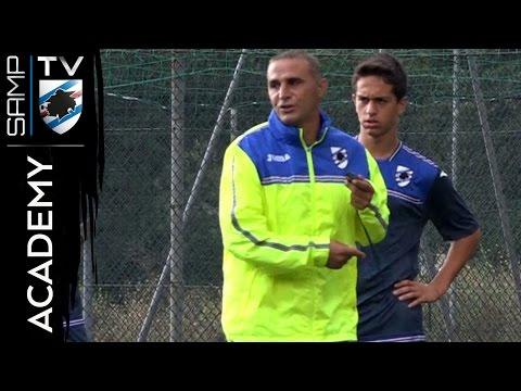 Academy: l'U16 di Alessi è pronta per il campionato di Serie A e B