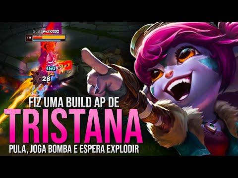 FIZ A TRISTANA JUNGLE DA BUILD AP, PULA JOGA BOMBA E ESPERA EXPLODIR!