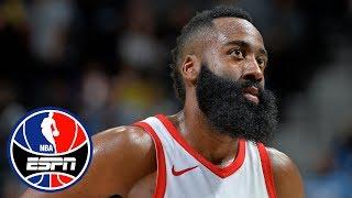 Has James Harden already wrapped up NBA MVP?   NBA Countdown   ESPN
