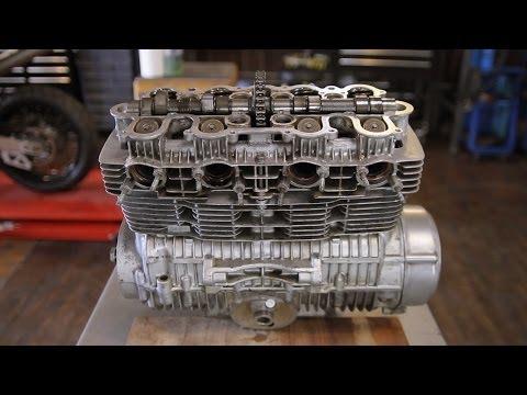 Motorcycle Restoration Part 5: Engine