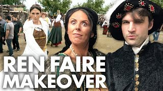First Time at the RENAISSANCE FAIRE! (Beauty Trippin)