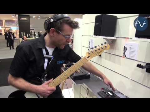 [Musikmesse] Boss GT-001 (english)