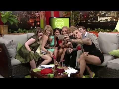 Baixar MMVA 14 Lime-A-Rita Lounge: Degrassi Cast & Ed Sheeran