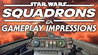 Star Wars: Squadrons Gameplay Impressions - Fleet Battles, Dogfights, Customization, and More!