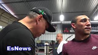 Teofimo Lopez Dad: Ryan Garcia Is Most Overratted Fighter Talks Mikey vs Lomachenko