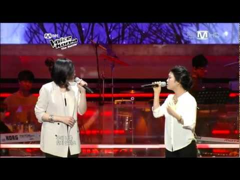 the voice of Korea 5회  이은아 vs. 선지혜 HD
