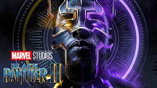 Black Panther 2 Movie After Chadwick Boseman - Marvel Phase 4 Avengers