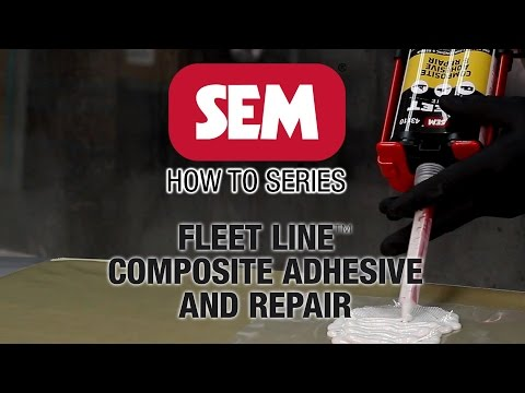 SEM How To Series: Composite Adhesive & Repair
